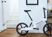 Fahrrad GOCYCLE G3 FALTENDES ELEKTRISCHES