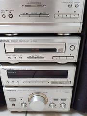 Vintage Mini Stereoanlage