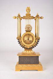 EMPIRE-PENDULE 1820 Frankreich