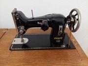 Vintage PFAFF-Nähmaschine