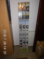 3 x Powerfix Alu-Insektenschutz-Fensterrollo