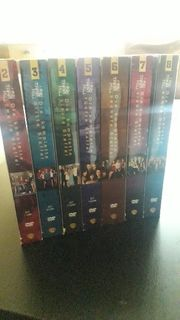2 DVD Staffel bis 8