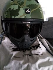Shark Raw Motorrad Helm