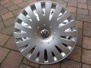 4 VW-Radkappen -Radzierblenden 16 Zoll R16