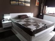 Bettanlage Doppelbett