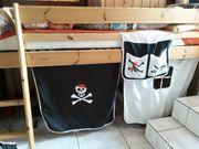 Kinderbett Pirat mit Leiter und