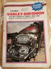 Harley-Davidson Reparaturanleitung
