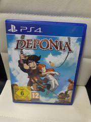 Deponia PS4 Spiel
