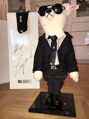 Steiff Teddybär Karl Lagerfeld limitiert