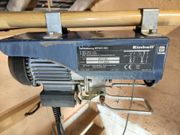elektronische Seilwinde - Einhell BT-EN 250