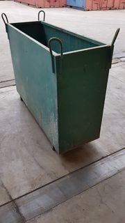 Wasserwanne Werkzeugkiste Baustellenkiste gebraucht