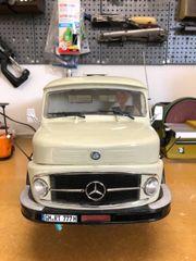 Wedico Mercedes L 1113 Rundhauber