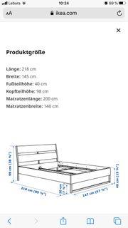 IKEA Bettgestell Trysil