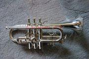 Getzen E - Trompete professioneller Umbau