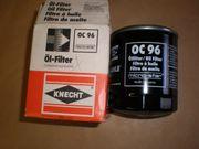 Knecht Ölfilter OC 96