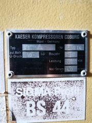 Kaeser Kompressor Typ Bs 44