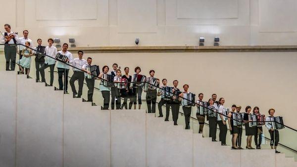 Dresdner Orchester Akkamerata lädt ein