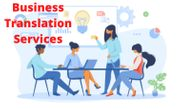 Best Business Translation Services