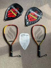Racquetball Ektelon React Titanium Schläger