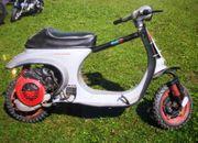 Vespa 50 S Custom