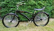 Beachbike USA Bike Chopper schwarz