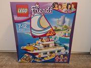 Lego Friends 41317 Sonnenschein-Katamaran