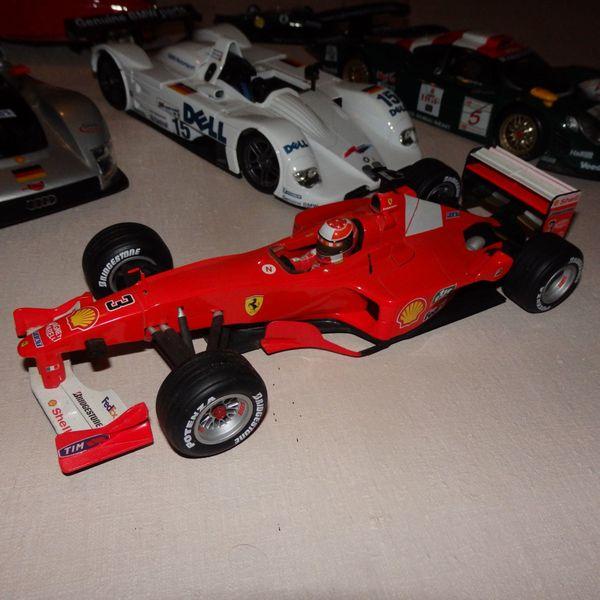 Ferrari F2000 Formel 1 Michael