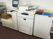 Xerox DC 252 Fiery Finisher