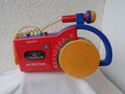 Radio Cassetteplayer Mikrofon MY FIRST