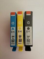 HP Druckerpatronen 364 XL