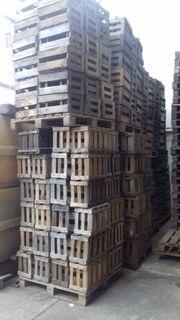 300x 12er Weinsteigen Holzsteigen Weinkisten