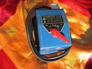 Märklintransformator 220V 16V 1 0A