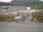 Wohnwagen-Abstellplatz