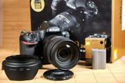 Nikon Set D850 Nikkor AF-S
