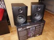 M-AUDIO BX5-D2 Studiomonitore - 70-Watt-Lautsprecher