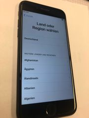 IPhone 7 128GB ohne Simlock
