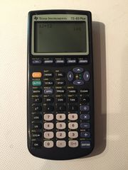 Texas Instruments TI 83 Plus