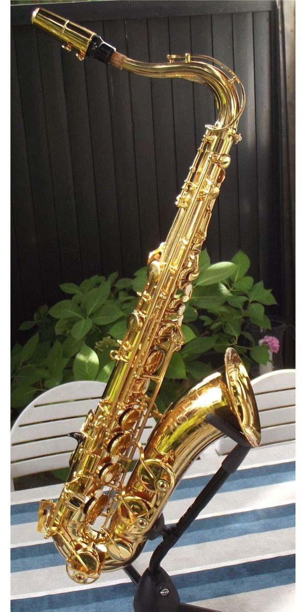 Yamaha YTS 62 Tenor-Sax Top