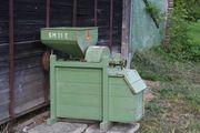 Schrotmühle mit Drehstrommotor