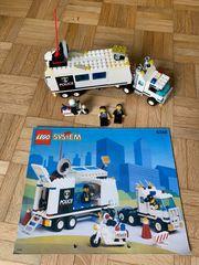 Lego Polizei LKW Set 6348