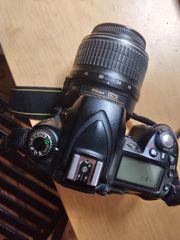 Nikon D90 gebraucht mit AF