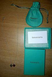 schicke Original Tiffany Co Doppelherz