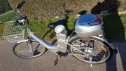 26 Zoll e-bike mit 2