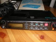 DAT-Recorder mit Anleitung