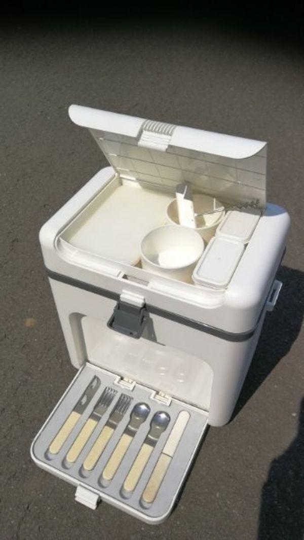 Picknick Kühlbox