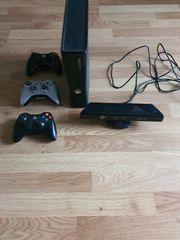 Verkaufe Xbox 360 on schwarz