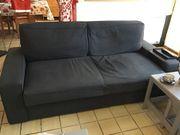 Großer Schlafcouch von IKEA 1