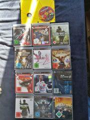 Playstation 3 mit 13 Speilen