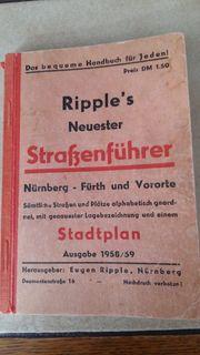 Ripple s Straßenführer Nürnberg Fürth