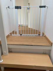 Treppenschutz-Gitter Safety 1st weiß bis